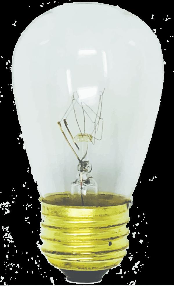 Incandescent Patio Bulb