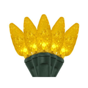 LED YELLOW CHRISTMAS LIGHTS