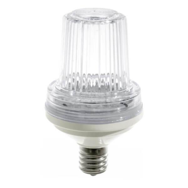 C9 Led Strobe Clear Retro Fit Bulb 10