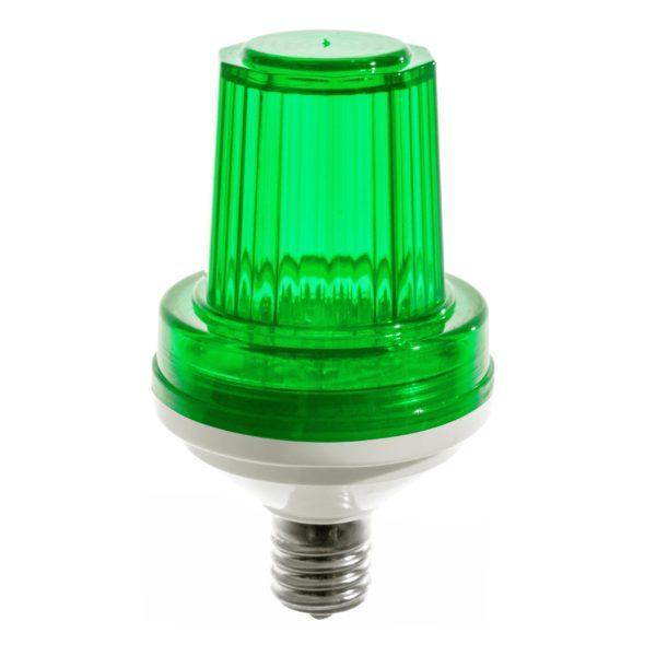 C9 Led Strobe Green Retro Fit Bulb 10