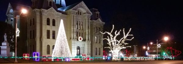 Holiday Lights for your City