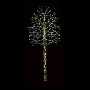 Tree Pole Mount Holiday Display