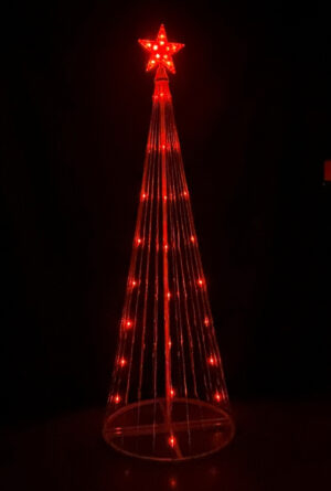 Red Light Show Tree